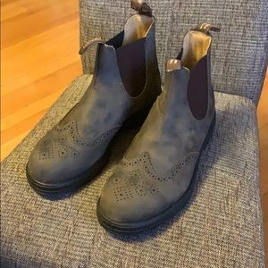 Blundstone Boots, Grizzly Brown